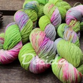 """Crazy green"" extra MERINO se sw 3mm"