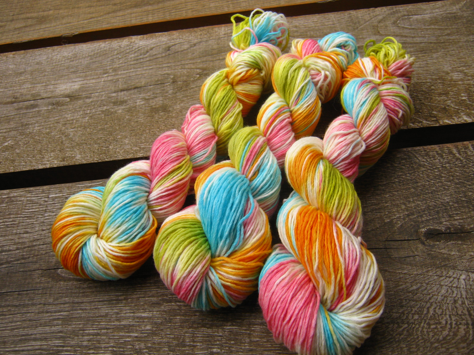 Pastelky MERINO superwash 4mm