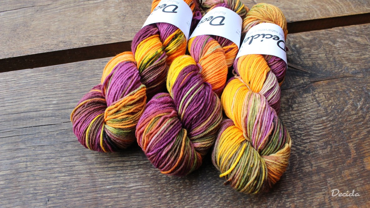 """Day by day""  extra MERINO se sw 4mm"