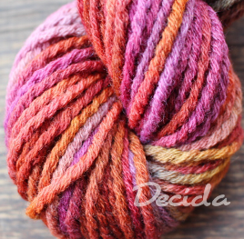 """Hot summer"" MERINO bez sw (6mm)"