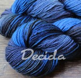"""Night darkness 2""  extra MERINO Twist 3,5mm"