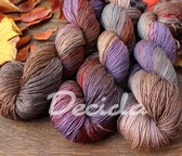 """Coffe break"" - extra MERINO se sw 3mm"