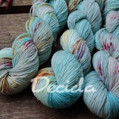 """Crazy blue"" extra MERINO se sw 3mm"