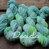 """Mint tea 2"" extra MERINO se sw 5,5mm"