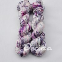 """Purple passion"" Novinka Merino/tencel 333m"