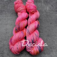 """Crazy pink pink 2"" -  extra MERINO se sw 3mm"