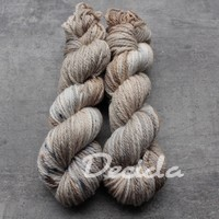 """White coffee"" Chunky merino sw 100m/100g"